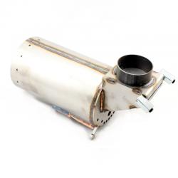 Internal burner tube...