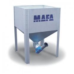 Pelletsförråd MAFA Midi 730 L